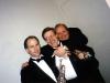 With Steve Burns, Dave Bilger, 1994