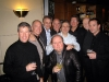 Left to right: Jim Wilt (LAPhil), Bob Malone, Jens Lindemann. Tim Morrison, EC, Gabriele Cassone, Wayne Bergeron, Boyde Hood (LAPhil), Chris Still (LAPhil). Cheers, guys.